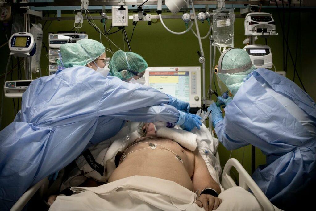 Verpleegkundigen IZ UZ Brussel