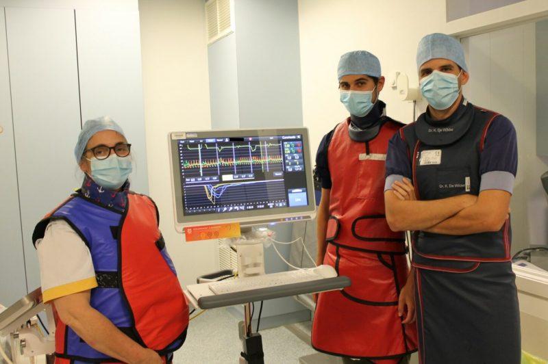 Teamcardiologieaandemonitor2ImeldaziekenhuisLR